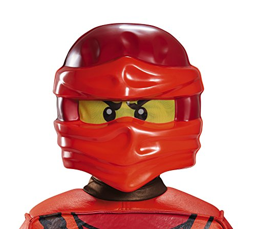 Disguise Kai Ninjago LEGO Mask, One Size Child, One Color