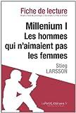 echange, troc Daphné De Thier - Millenium I. Les hommes qui n'aimaient pas les femmes de Stieg Larsson (Fiche de lecture)