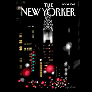 The New Yorker, November 16, 2009 (Seymour M. Hersh, Margaret Talbot, George Packer) Periodical