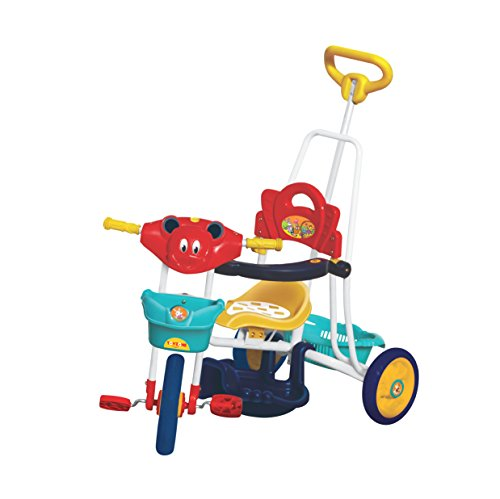 Toyzone Little Mickey Cycle, Multi Color