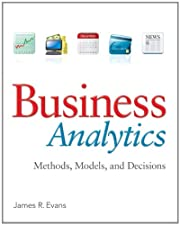 Business Analytics by James R. Evans