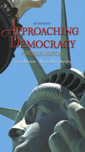 Approaching Democracy, Portfolio Edition (2nd Edition)