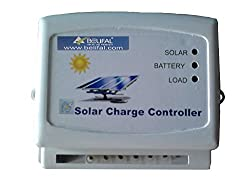Solar Charge Controller 12V 10A with dusk to dawn Option