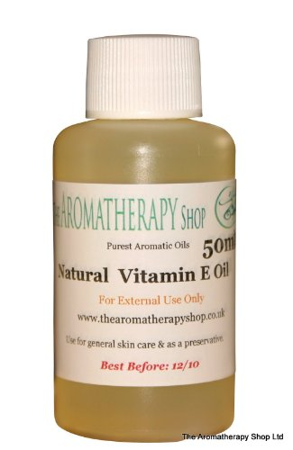 Natural Vitamin E Oil 50ml