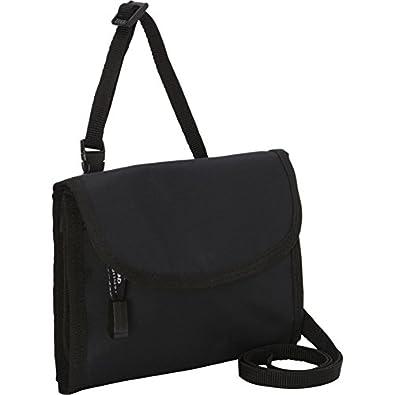 Derek Alexander Travel Wallet (Black)