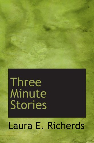 Three Minute Stories