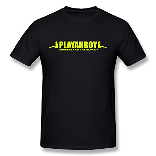 Play Boy Man'S Fitted Crazy T-Shirts - Ultra Cotton front-712453
