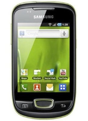 Unlocked Samsung S5570 Galaxy Mini Touchscreen, Wi-Fi, 3G, Android International Smart Phone in Steel Gray