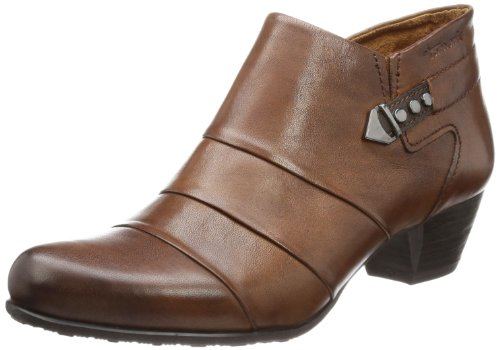 Tamaris TAMARIS Boots Womens Brown Braun (NUT 440) Size: 6.5 (40 EU)