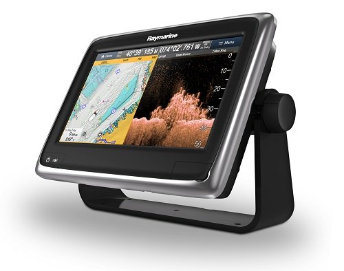 "Raymarine A98 9"""" MFD Wifi Lighthouse Vector CPT-100"