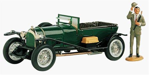The Avengers Vintage Bentley With John Steed Figure