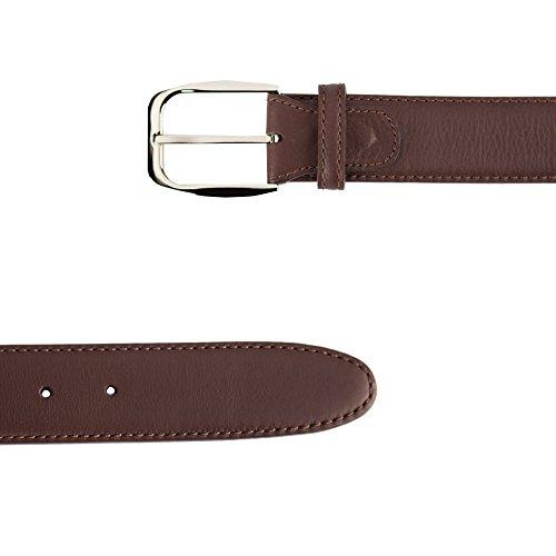 brioni-leather-buckle-belt-brown