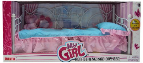 My Girl Day Bed with Trundle - Forrest B. Dupreekie