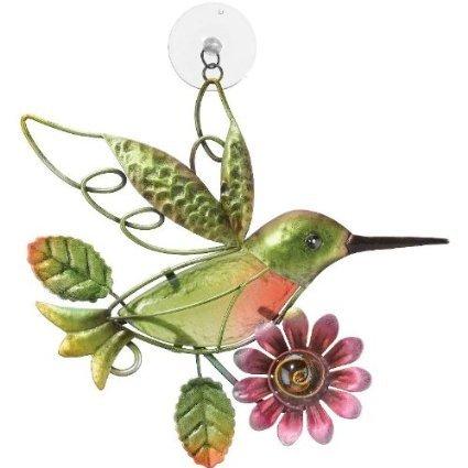 Regal Art and Gift Sun Catcher, Hummingbird