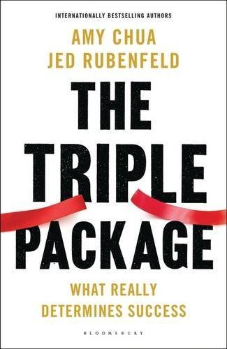 The Triple Package: What Really Determines Success Export/Airside edition by Rubenfeld, Jed, Chua, Amy (2014) Paperback (The Triple Package By Amy Chua compare prices)