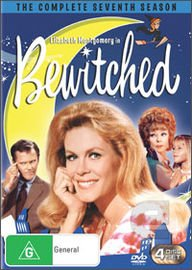 Bewitched (1964) - The Complete 7th Season (4 Disc Set)