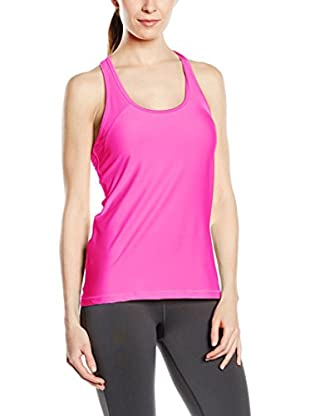 Under Armour Top Heatgear (Rosa)