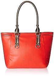 Caprese Handbag (Coral) (TEPEWMDCOR)