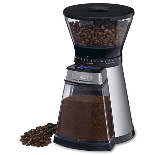 Cuisinart CBM-18C Programmable Conical Burr Mill