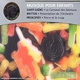 echange, troc Interprètes divers - Musique pour enfants - Pierre et le Loup / Le Carnaval des animaux ... (3CD