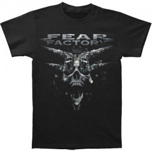 Ill Rock Merch Fear Factory - Legacy T-Shirt (Large) - Nero