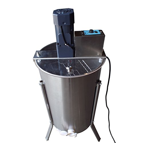 Hardin Royal 2 Electric Two Frame Stainless Steel Honey Extractor (Electric Honey Extractor compare prices)