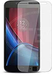 Feather International Tempered Glass for Moto G4 Plus