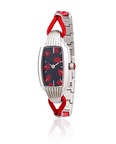 lulu-guinness-lulu-guinness-red-scattered-lip-watch-womens-quartz-watch-with-black-dial-analogue-dis