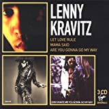 Lenny Kravitz Let Love Rule/Mama Said/Are You Going My Way