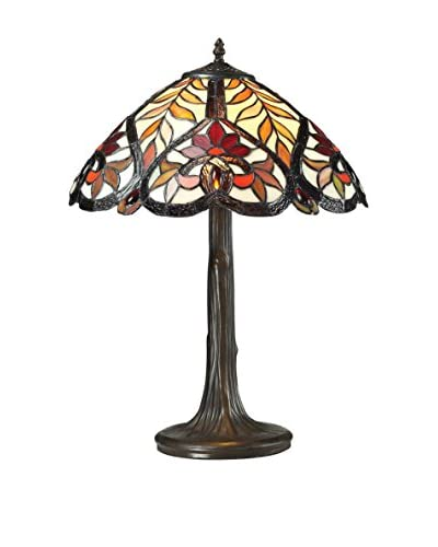 Artistic Lighting Brimford Collection 1-Light Table Lamp, Bronze