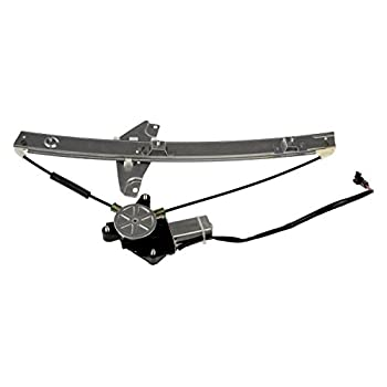 Dorman 741 912 Front Driver Side Replacement Power Window Regulator With Motor For Toyota Avalon Forbearance