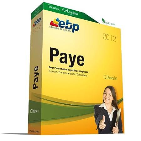 EBP Paye Classic 2012