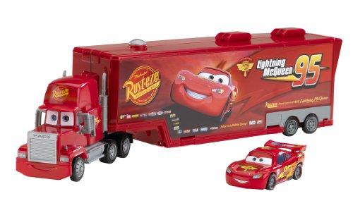 Cars 2 Mack Truck Playset