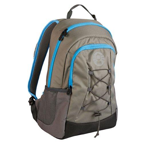 Coleman C003 Soft Backpack Cooler, Black front-233547