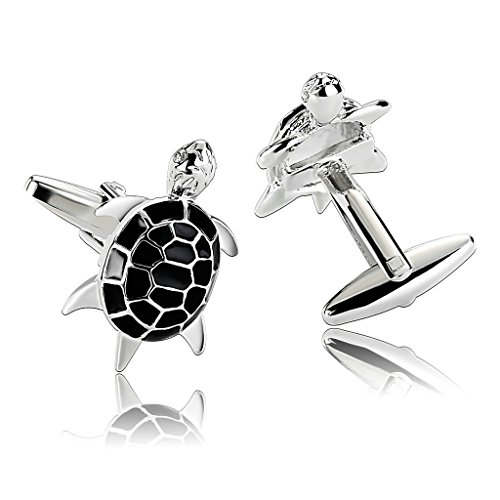alimab-jewelry-mens-cuff-links-novelty-animal-cufflinks-sea-turtles-design-black-stainless-steel-men