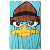 Disney Phineas and Ferb Blanket, 62in x 90in