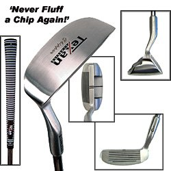 Texan Classics Chipper - Makes chipping easy!