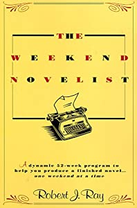 "Cover of ""The Weekend Novelist"""