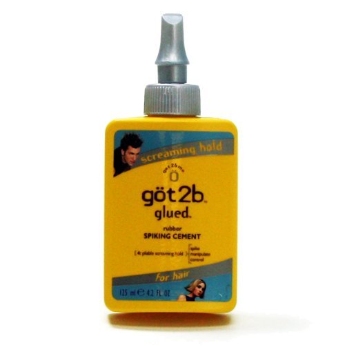 Got2b Glued Rubber Spiking Cement Hair Control (Got2be Wax compare prices)