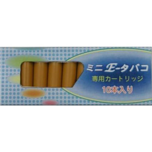 ミニE-タバコ 専用カートリッジ 10本入 ミント 99540100