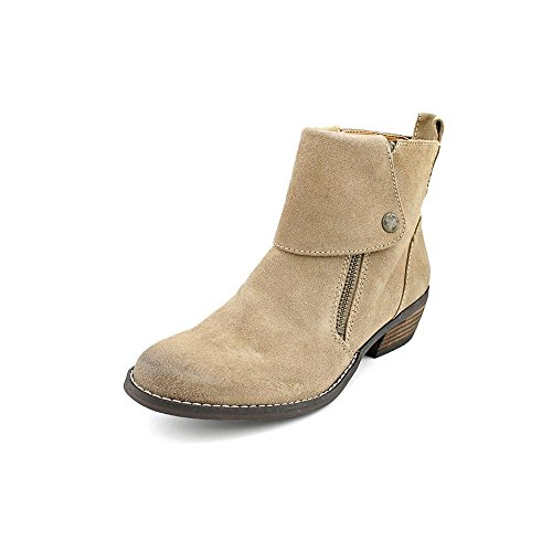 Nine West Bleaker, Stivali donna Beige Dark Taupe, Marrone (Dark Taupe), 35.5