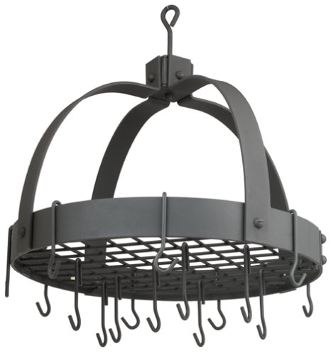 Old Dutch Dome Pot Rack, Graphite