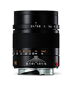 Leica Summarit-M 90mm/f2.4x Telephoto Lens Parent