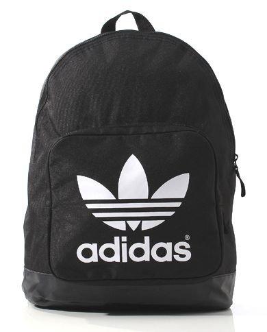 [アディダス]Adidas Originals オリジナルス リュック バックパック AC BPACK CLASS (ブラック/ホワイト (AA2430))