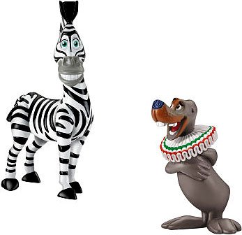 World of Madagascar Movie Madagascar Marty Toy