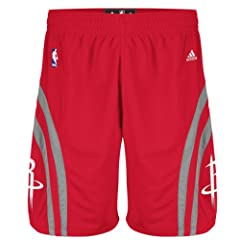 Houston Rockets Youth Replica Road Short by adidas