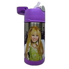(暴低)膳魔师Thermos Hannah Montana蒙塔娜12oz吸管保温杯$0.01 第三方