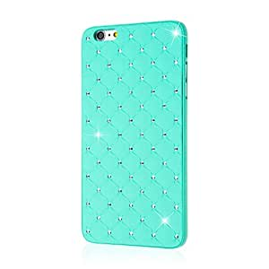 Empire Glitz Slim-Fit Case for Apple iPhone 6 Plus 5.5 - Bling Accent Mint