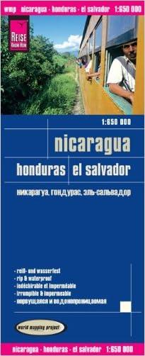 Nicaragua, Honduras, El Salvador = Nikaragua, Gonduras, Sal'vador