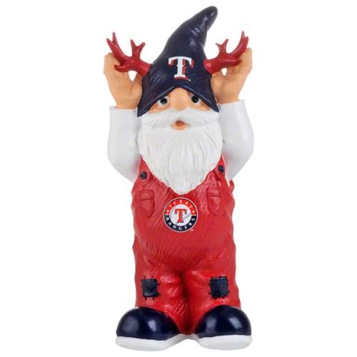 MLB Texas Rangers Team Thematic Garden Gnome at Amazon.com